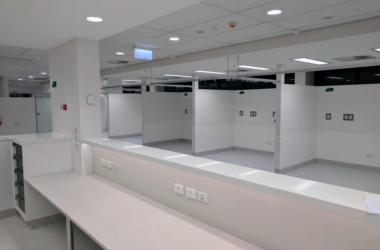 LOGAN HOSPITAL LPOS FITOUT