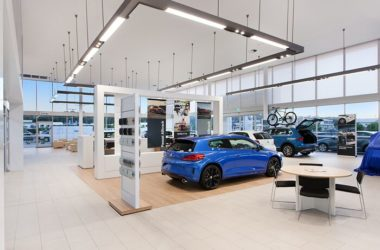 VW Sunshine Coast – Showroom Lighting