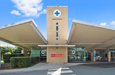 Redland Hospital Fire Detection Upgrade