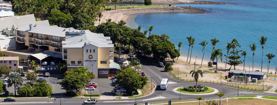 Airlie Beach Hotel – Post-Cyclone Reinstatement Works