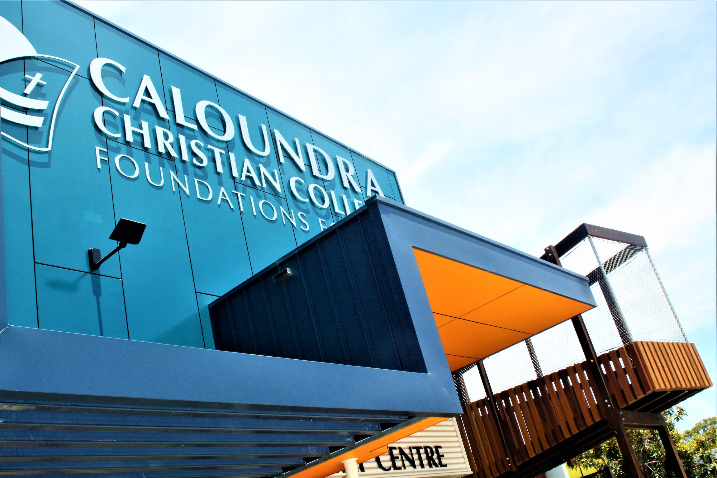 Caloundra Christian College upgrade