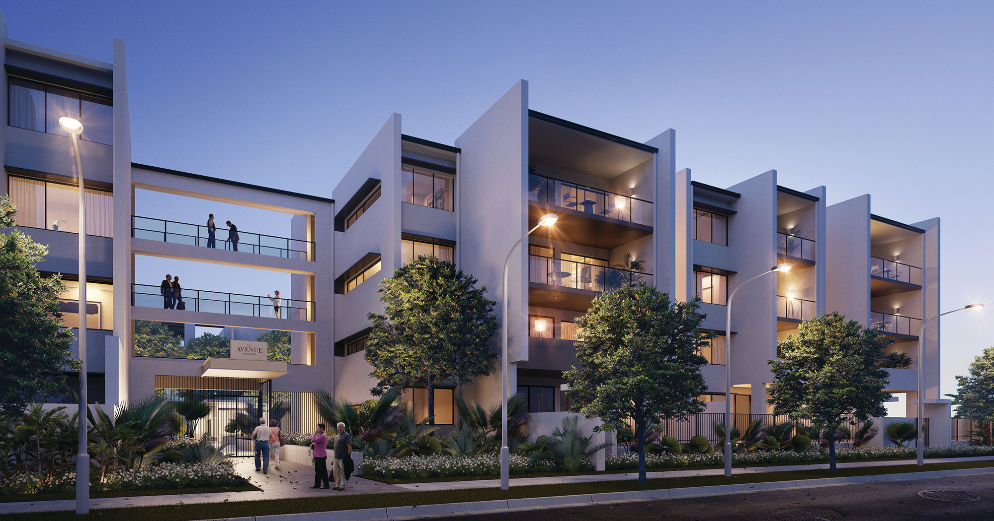 The Avenue Maroochydore Retirement Community – Stages 1 & 2