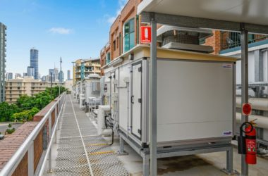 MATER PRIVATE HOSPITAL AIR HANDLING UNITS (AHU) UPGRADE