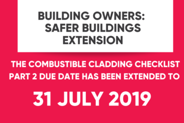 Combustible Cladding Extension to Part 2