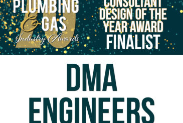 DMA Engineers Hydraulic Consultant Design of the Year Award Finalist