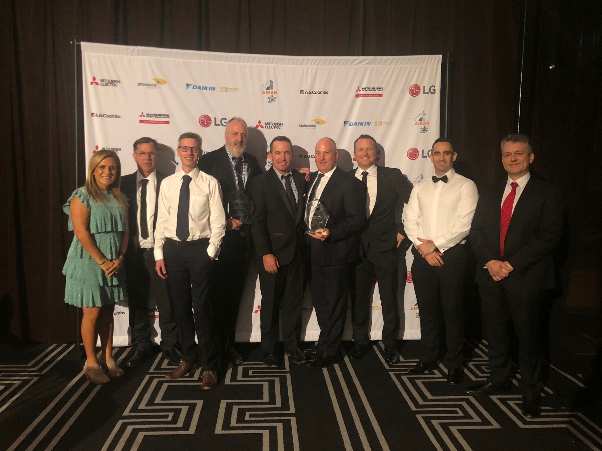 Mater Private Hospital Air Handling Unit Upgrade Wins 2019 AIRAH Award