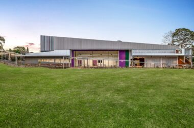Centenary Heights State High School Performing Arts Centre
