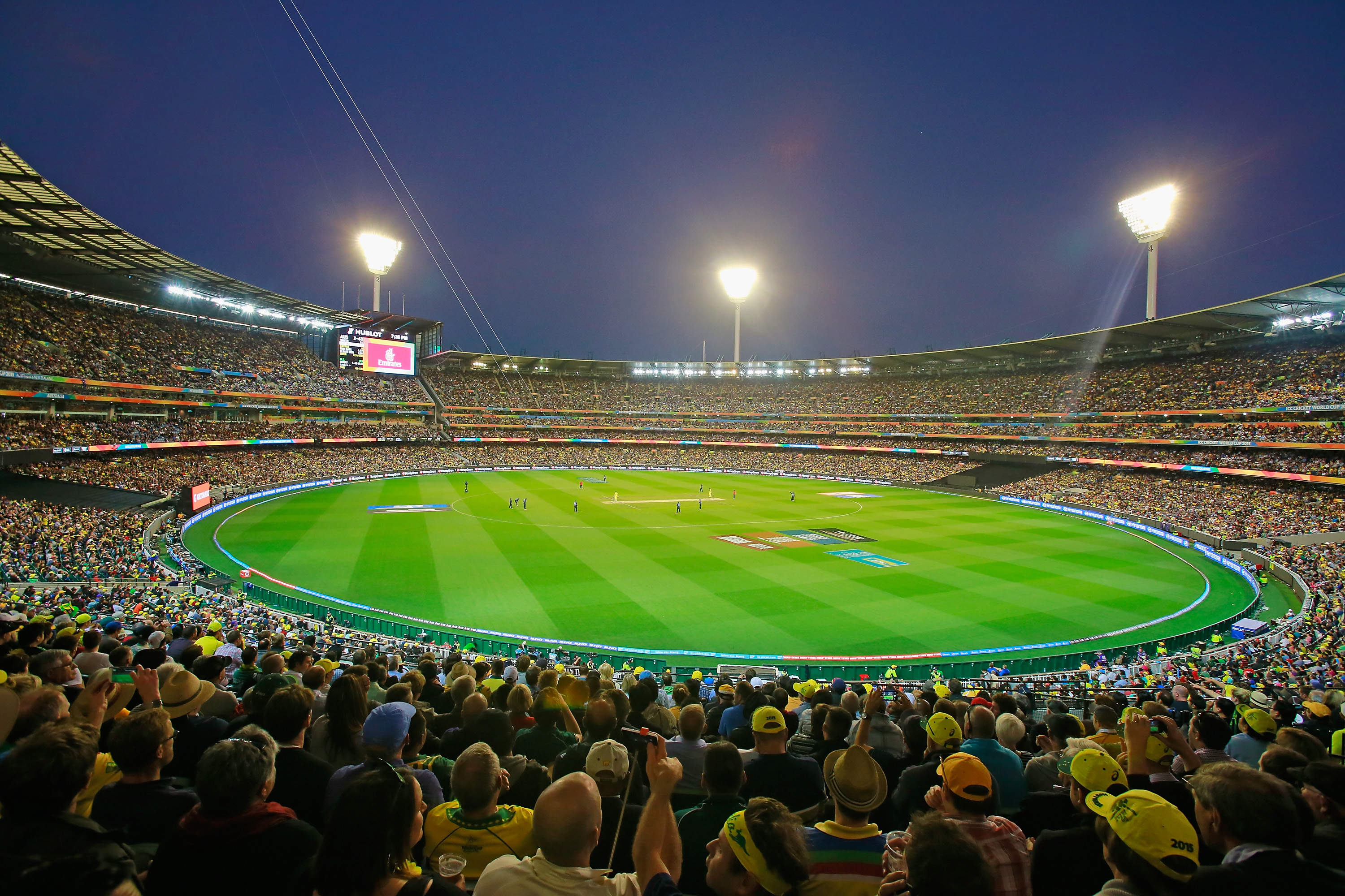 ICC Women's T20 Cricket World Cup – Stadium Compliance Audit