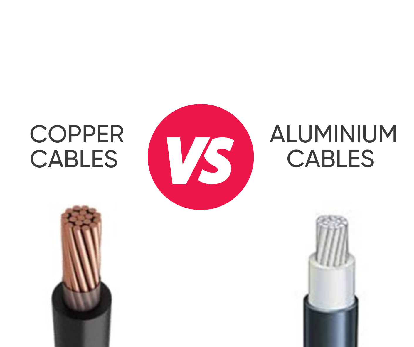 Copper vs Aluminium cables: which is best for electrical installations?