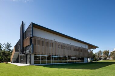 University of Southern Queensland Engineering Building – Springfield Campus